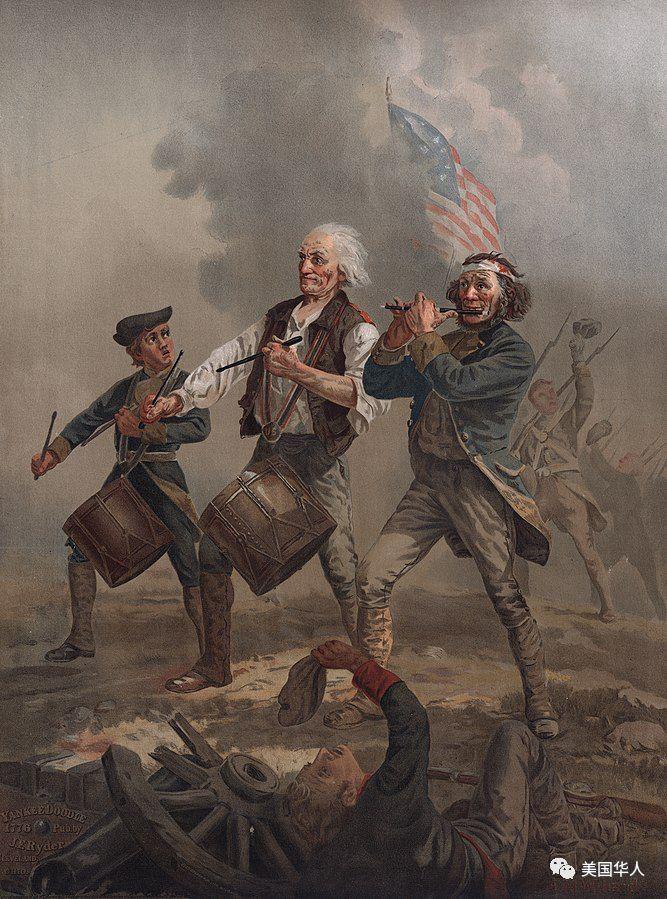真相解读:谁是美国独立战争真正的推手?