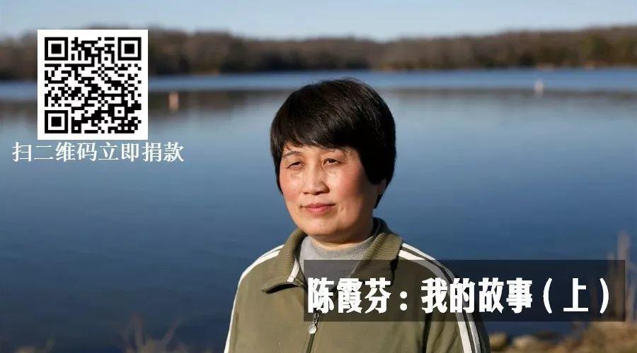 陈霞芬:我的故事(上)—— 五年前开始的一场噩梦