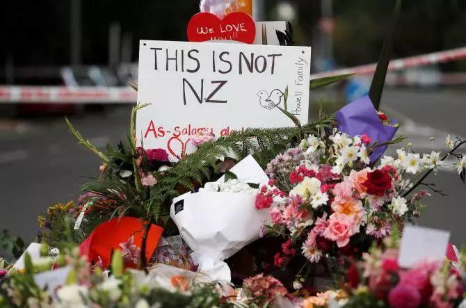 """造成49人死亡的新西兰清真寺恐袭杀手""""自白书""""深度分析"""