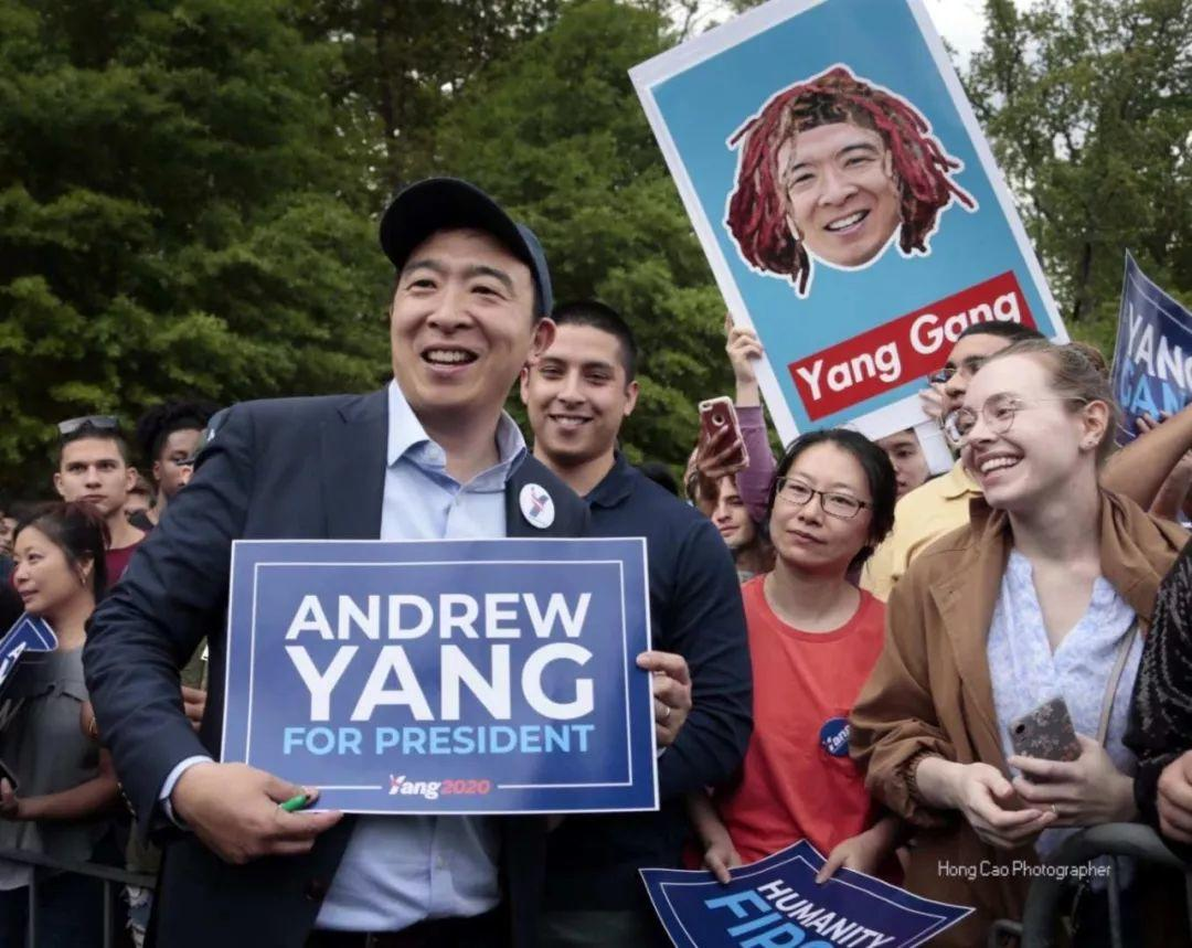 我为什么支持Andrew Yang竞选美国总统?