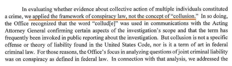 穆勒报告详解——特朗普有没有通俄?有没有妨碍司法?