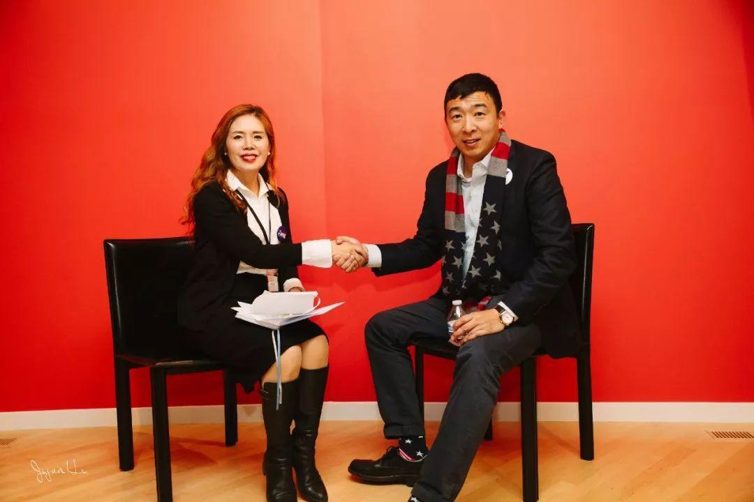 从UBI到外交政策——和华裔美国总统候选人杨安泽面对面