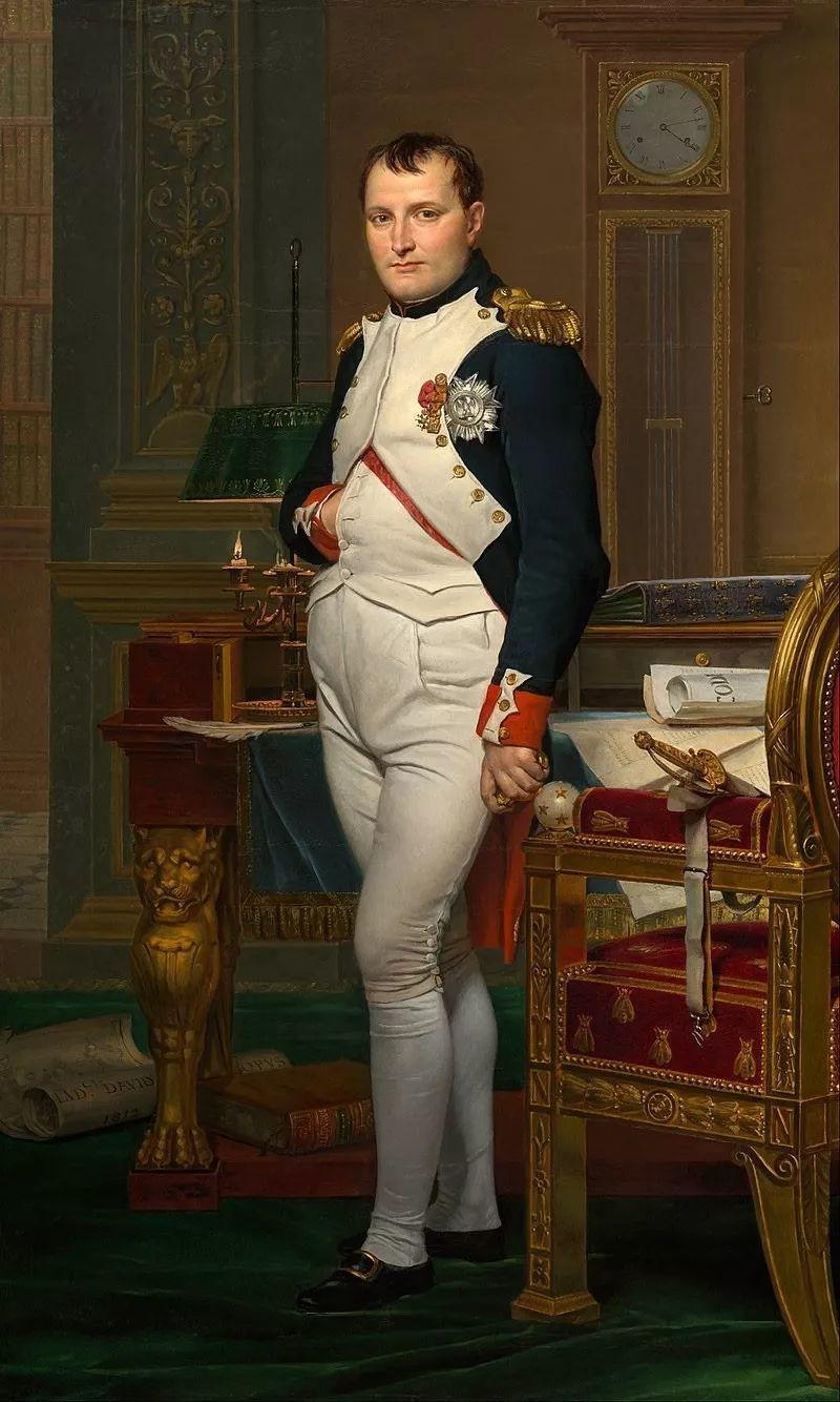 从画家雅克-路易·大卫的奇幻一生看腥风血雨的法国大革命(下)
