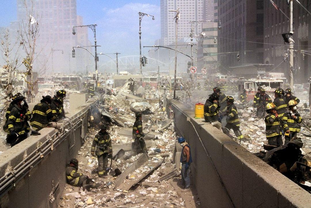 为911救援者抱不平,金牌主持人痛斥国会议员哽咽难语