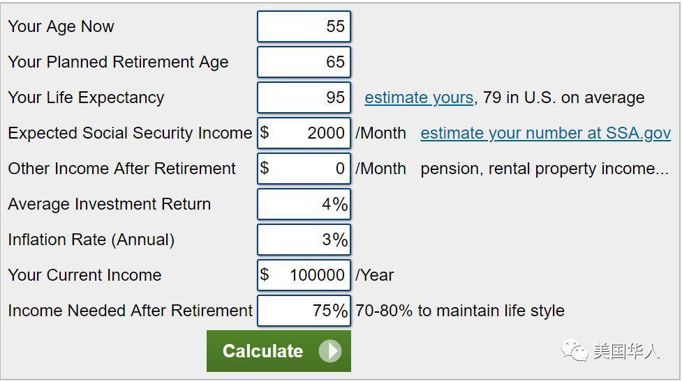 在美国,想过上安心精彩的退休生活需要多少钱?
