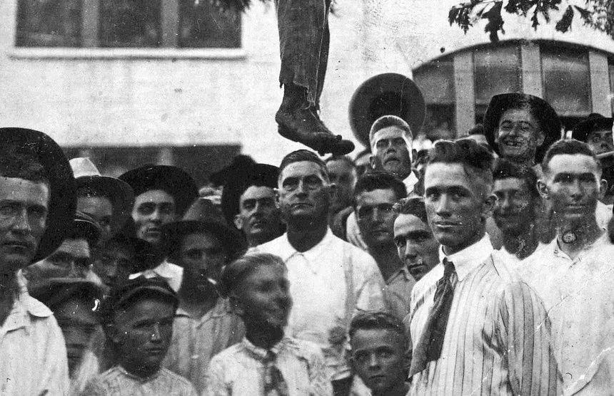 触目惊心的经济掠夺——美国黑人历史特写(二)