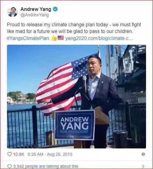 桑德斯为何攻击UBI?杨安泽为何称他的偶像是一位共和党总统?| 图姐