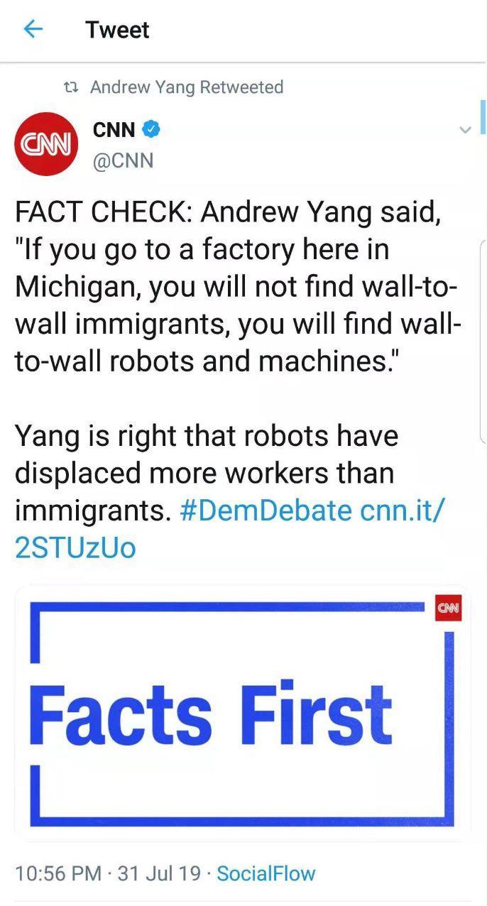 杨安泽精彩表现赢得好评,华裔资深政治活动家谈民主党辩论会