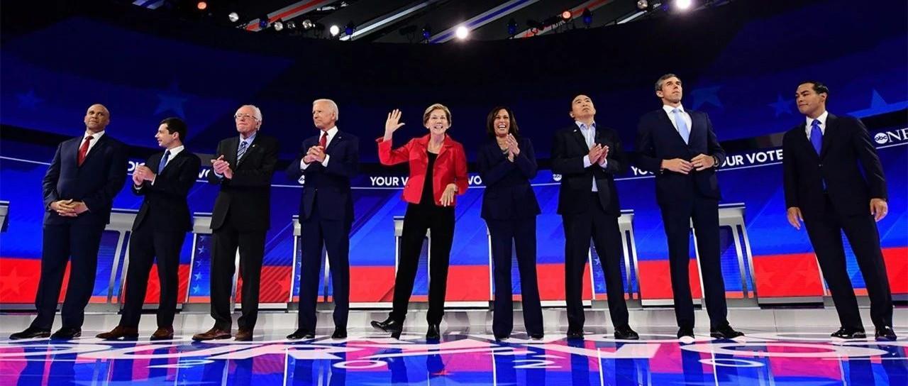 民主党第三次总统竞选辩论会最大赢家和输家是谁?