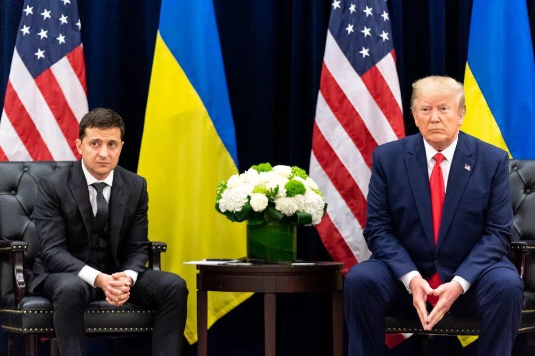 """""""乌克兰门""""导致特朗普被弹劾调查,更揭开一场美俄博弈大戏的幕布"""