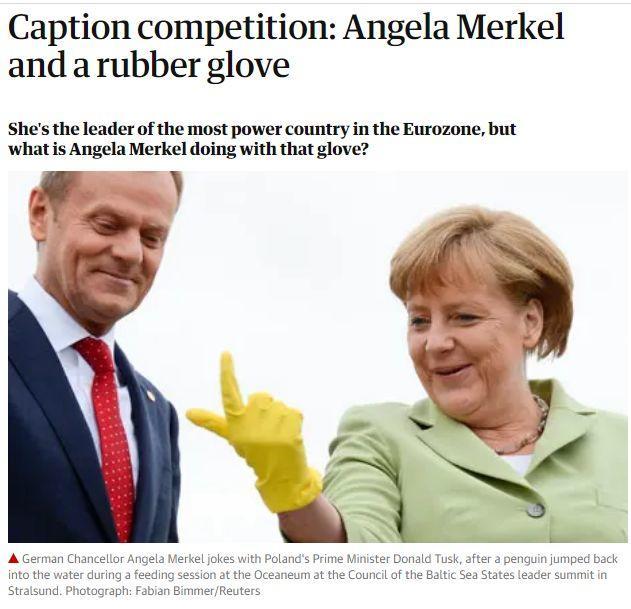 """常与特朗普开怼的""""欧盟总统""""――图斯克的告别绝唱"""