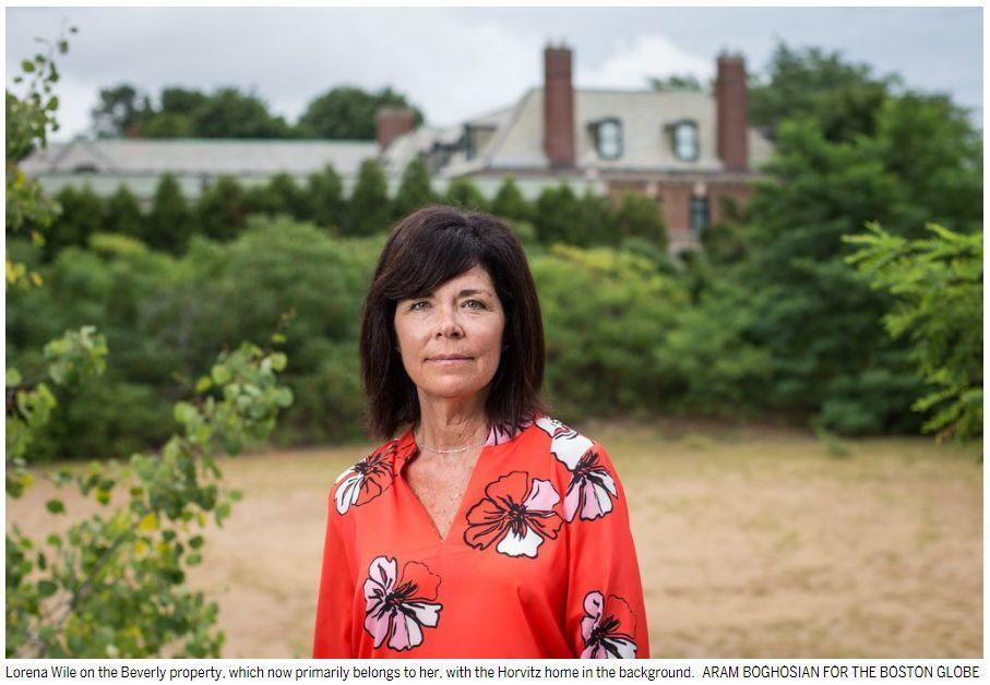美国麻州富豪邻居大斗法,27年打了17场官司