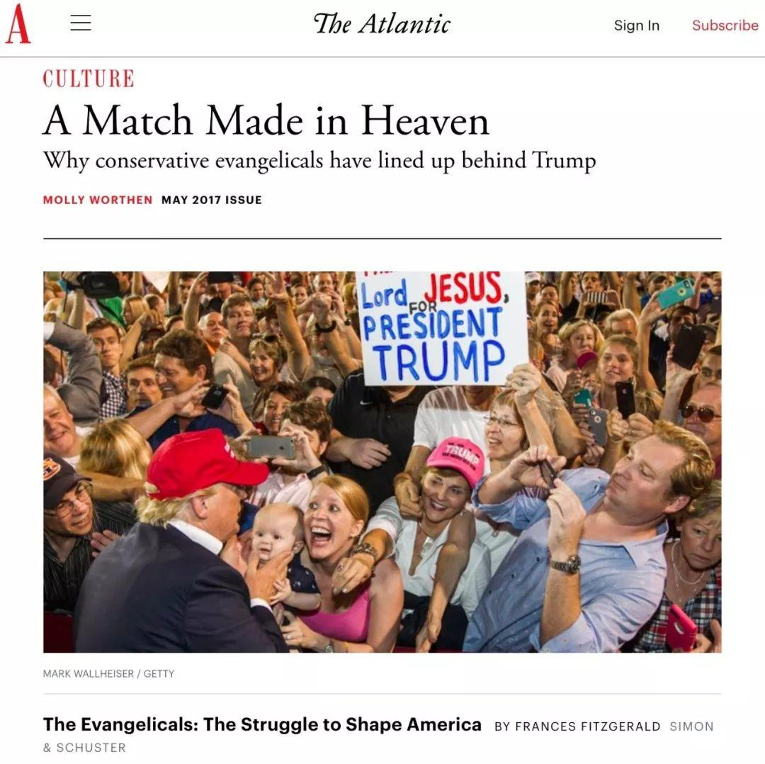当今美国错乱的政教互动