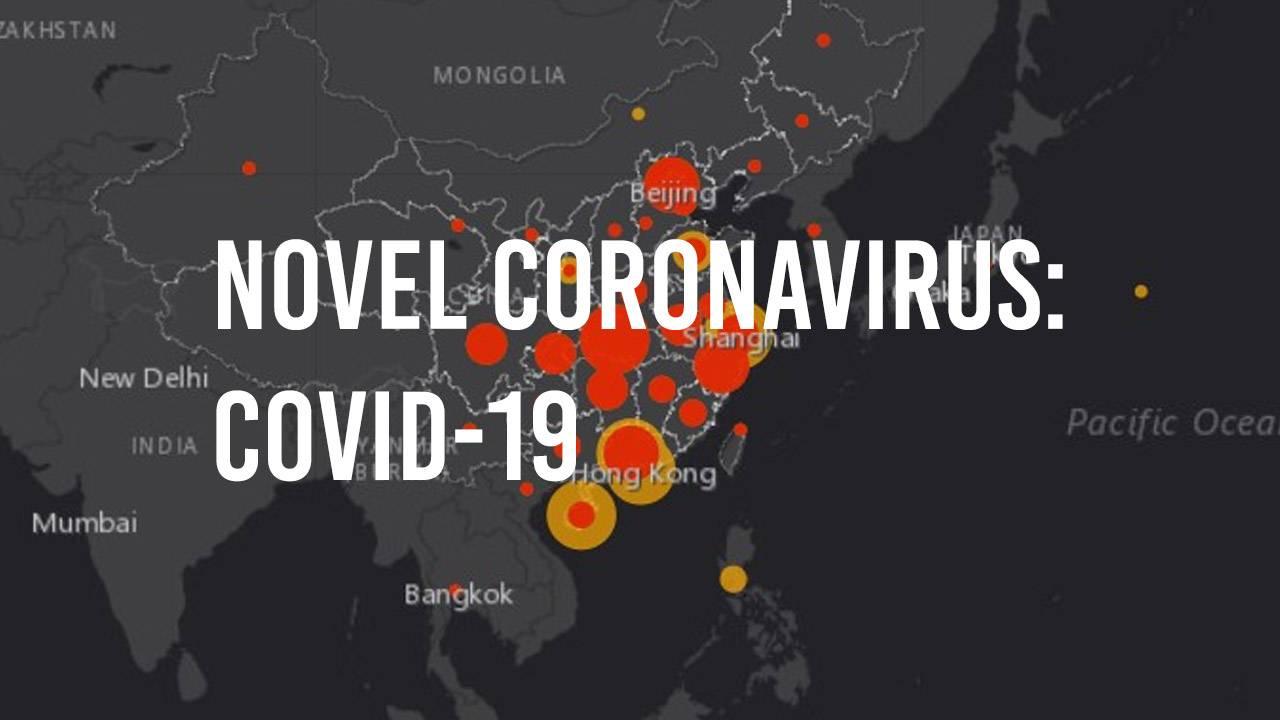 新冠状病毒(COVID-19)感染全球病例地图(实时更新)