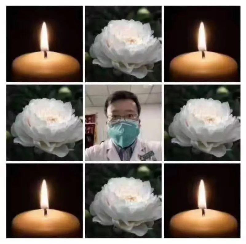 李文亮——一个凡人的死重于泰山