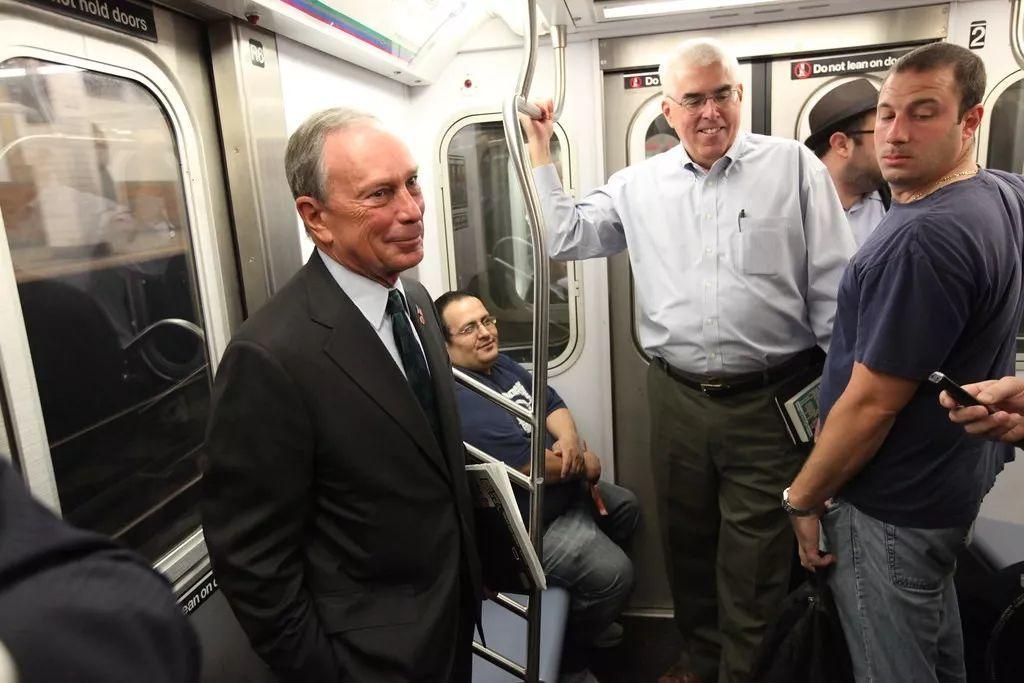 纽约街头两老头吵架小记