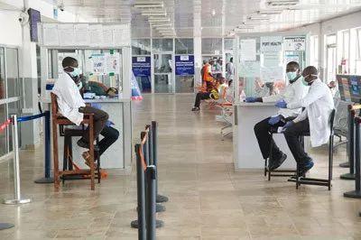 带着剿灭埃博拉病毒的战绩,美国CDC精英团队援助中国