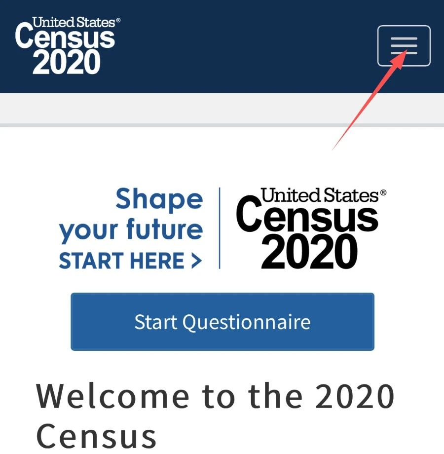 疫情期间不用出门,一步步教你上网完成人口普查