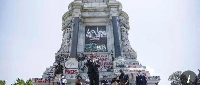 城市的雕像,历史的话语权