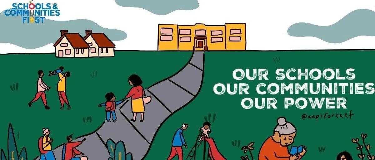 """""""学校与社区为首""""——Prop15提案对亚太裔社区至关重要"""