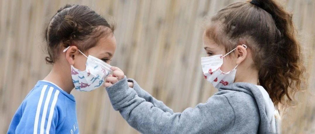 警惕!美国20个州疫情反弹,儿童感染激增,华人家长竟用这一招解决鸡娃难题…