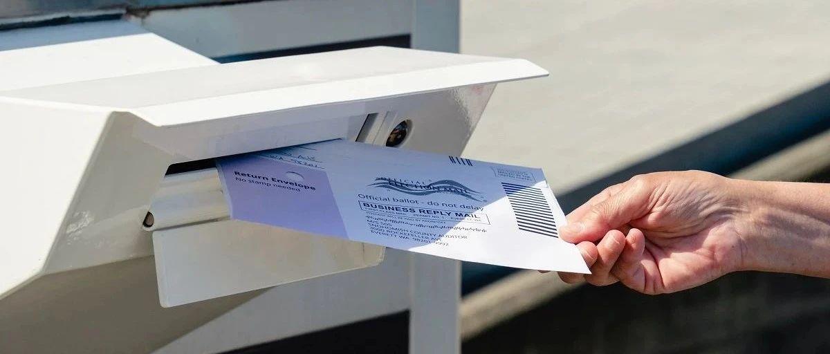 真没想到,美国的民主就悬在一张选票上