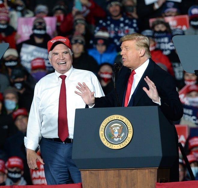宾州260万的邮寄选票不违宪 – 宾州共和党议员挑战宾州选举的合法性会得逞吗?