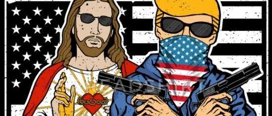 挥之不去的2020与美国的基督教国家主义 | 临风