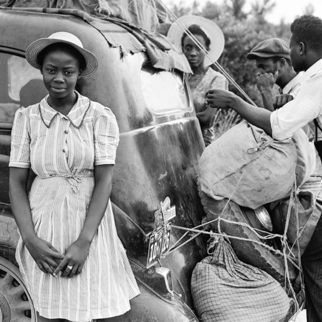 【时政大视野】第32期:黑人受种族歧视的轶史(下集)