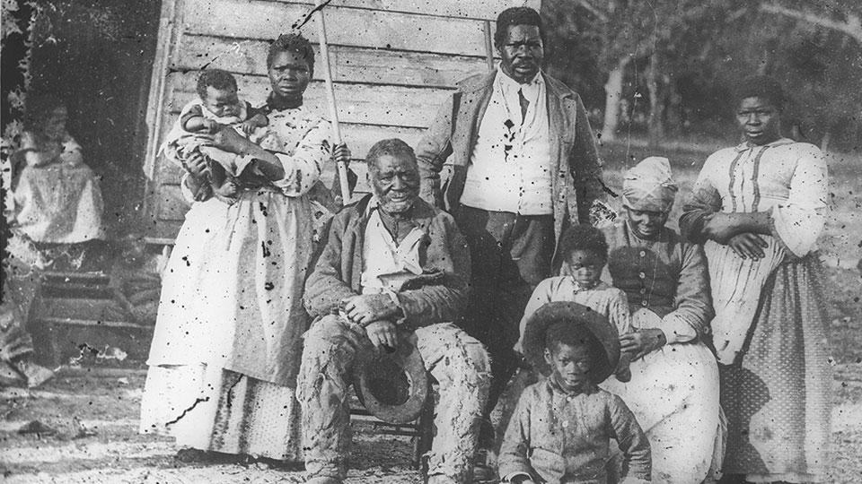 【时政大视野】第31期:黑人受种族歧视的轶史(上集)