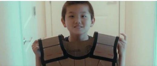 我的文化,就是我的铠甲!当华裔被歧视,孩子这样做 (短片视频)
